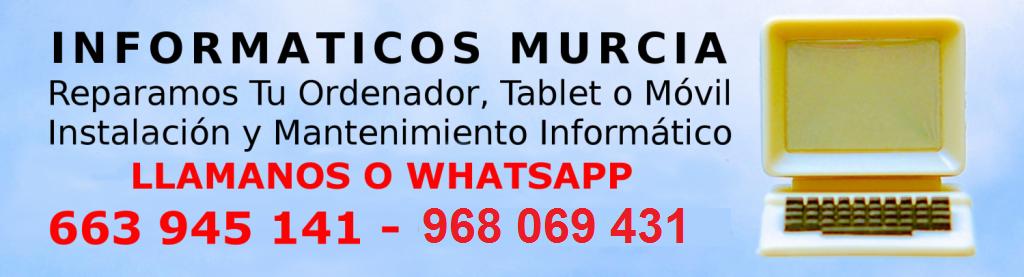 Informaticos Murcia